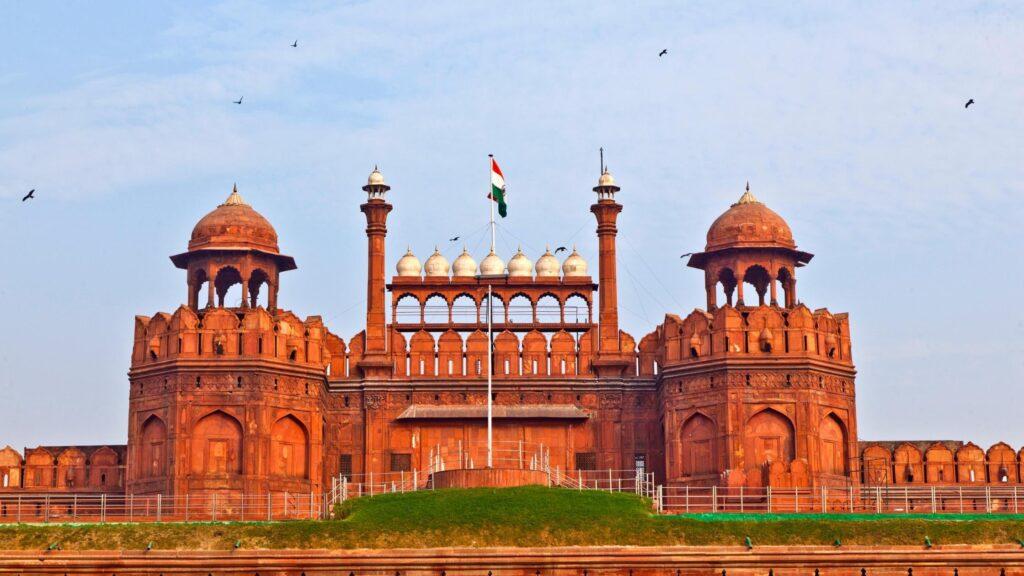 भारत की राजधानी