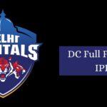 DC Full Form in IPL